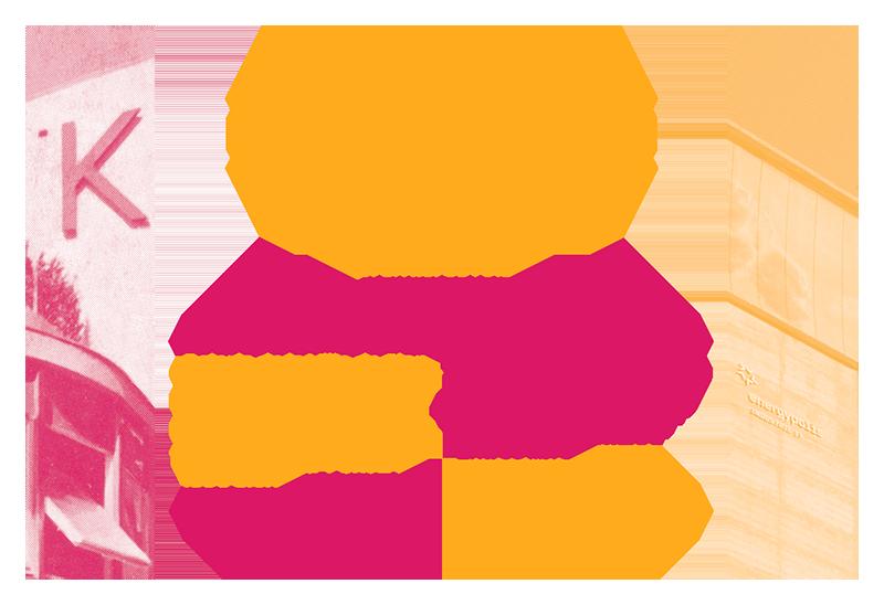 Banner exposition Flash, Galerie de la Ville de Sion la Grenette